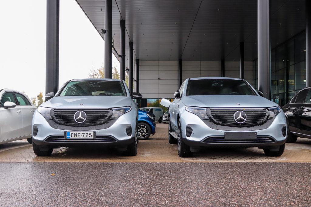 Mercedes Benz Uusi Maasturi